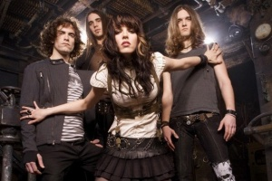 "HALESTORM získali za ""Love Bites (So Do I)"" Grammy"