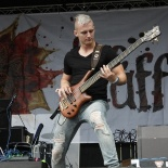 THE SNUFF, Masters of Rock 2014, 11/07/2014, Ronnie James Dio Stage