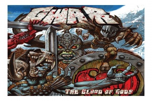 "GWAR vydali nové album ""The Blood of Gods"""