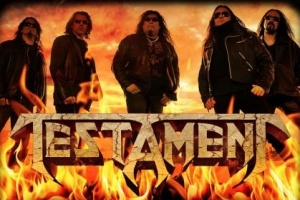 "Týden s: TESTAMENT - ""More Than Meets the Eye"""