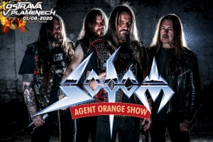 "SODOM přivezou do Ostravy ""Agent Orange"" show️"