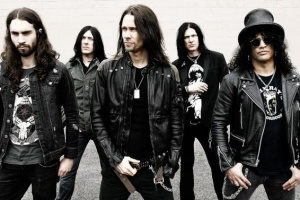 Slash feat. Myles Kennedy & The Conspirators - Lucerna, Praha - 11.2.2013