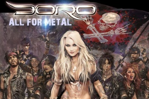 "DORO má nový klip k singlu ""All For Metal"". Je z dílny Spark TV!"