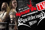 """SPARK TV: EQUILIBRIUM - rozhovor a soutěž o CD """"Armageddon"""""""