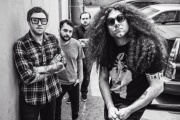"Poslechněte si: COHEED AND CAMBRIA - ""Here to Mars"""