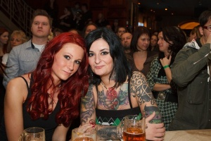Spark Rock Party, vol. 4 - 26.11.2012, Hard Rock Café, Praha