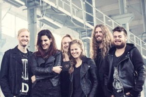 "Poslechněte si: DELAIN – ""Fire With Fire"""