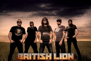 Harrisovi BRITISH LION pustili ven titulní song