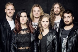 "VIDEO: DELAIN - ""Suckerpunch"""