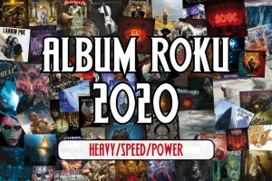 Album roku 2020: HEAVY/SPEED/POWER METAL