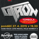 Spark Rock Party_Citron_27 4 2015_Hard Rock Cafe
