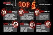 Redaktorský TOP 5 – týden I