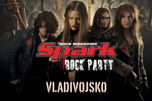 SPARK TV: zářijová Spark rock party s Vladivojskem