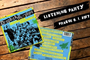 Spark listening party: DROPKICK MURPHYS