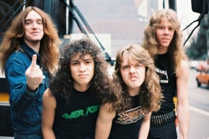 "METALLICA slaví s ""Ride the Lightning"" 35 let"