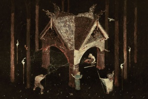 "Atmosférické soboty: WOLVES IN THE THRONE ROOM – ""Thrice Woven"""