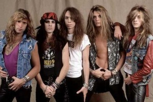 "Týden s: SKID ROW - ""Slave to the Grind"""