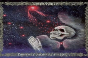 "Atmosférické soboty: MIDNIGHT ODYSSEY – ""Funerals from the Astral Sphere"""