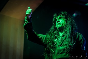 FOTO: ANTHRAX, UNHOLY ONES - 11.11.2015 Brno, Semilasso