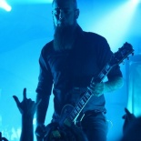 IN FLAMES - 5.10.2011, MoR Café, Zlín