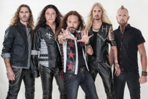 "Poslechněte si: HAMMERFALL – ""The Sacred Vow"""