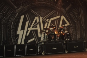 SLAYER - 6.6.2012, Ostrava, Sareza