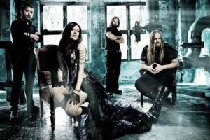 "SIRENIA - ""Seven Widows Weep"""