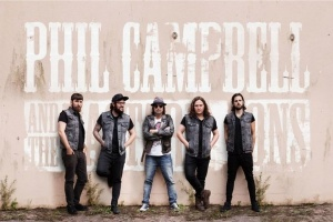 PHIL CAMPBELL AND THE BASTARD SONS: Vítejte v pekle