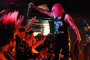 THE CASUALTIES - 29.9.2015, Praha, Futurum