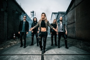 THE CHARM THE FURY: New Metal Generation