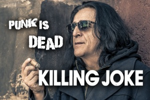 SPARK TV: Punk je mrtvý! Tvrdí to Jaz Coleman z KILLING JOKE.