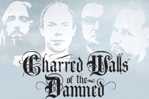 Richard Christy vydá třetí díl all-star projektu CHARRED WALLS OF THE DAMNED