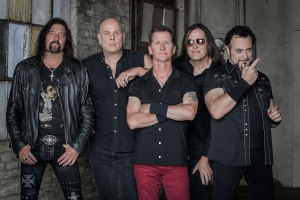 METAL CHURCH nostalgičtí na živáku