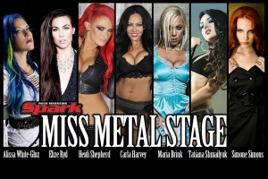 Zvolte Spark MISS METAL STAGE 2016