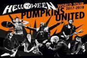HELLOWEEN vydali novou píseň k turné Pumpkins United
