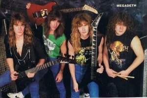 "MEGADETH slaví 30 let ""So Far, So Good… So What!"""