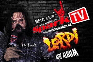 SPARKT TV: LORDI - nové album