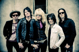 "VIDEO: Michael Monroe – ""Goin´ Down With the Ship"""