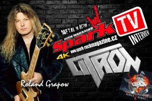 SPARK TV: Roland Grapow o CITRONU