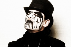 KING DIAMOND se upsal Metal Blade