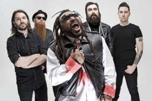 "VIDEO: SKINDRED - ""Under Attack"""