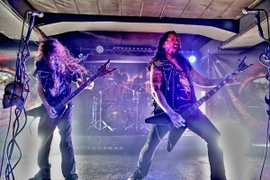LIVE: NERVOSA, ENFORCER, FLOTSAM & JETSAM, DESTRUCTION