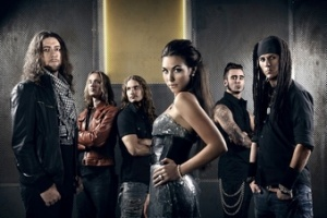 "Poslouchejte: AMARANTHE - ""Mechanical Illusion"""