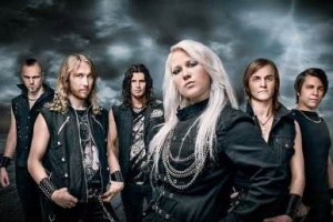 "BATTLE BEAST - ""Black Ninja"""