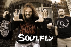 Archanděl Max přiveze SOULFLY do Roxy