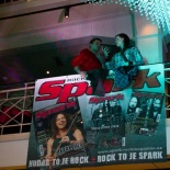 Spark Rock Party, vol. 6 - 26.3.2013, Hard Rock Café, Praha