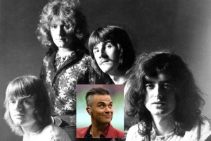Duše LED ZEPPELIN vs. floutek Robbie Williams