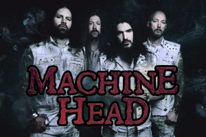 Brány očistce MACHINE HEAD