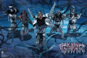 "Poslechněte si: GWAR - ""Madness at the Core of Time"""