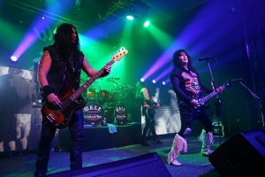 W.A.S.P., HELPNESS - 8. 11. 2015, Ostrava, Music Club Garage